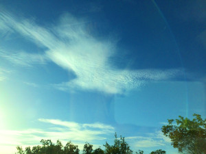 dove cloud